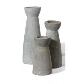 Kandelaar rond beton