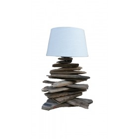 Drijfhoutlamp