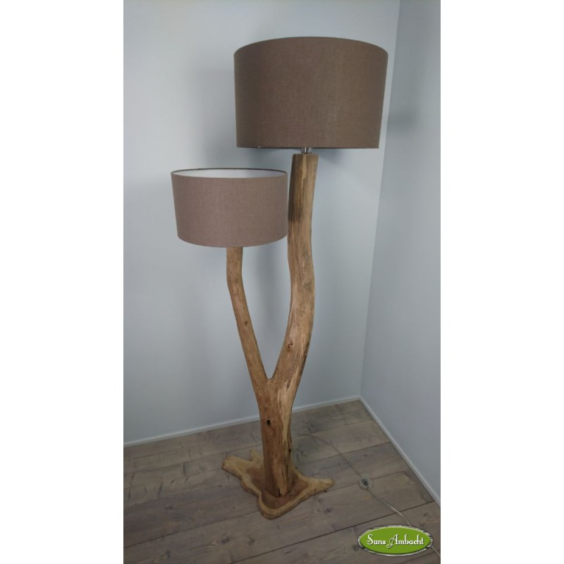 Bedwelming Lampen en kappen @ND16